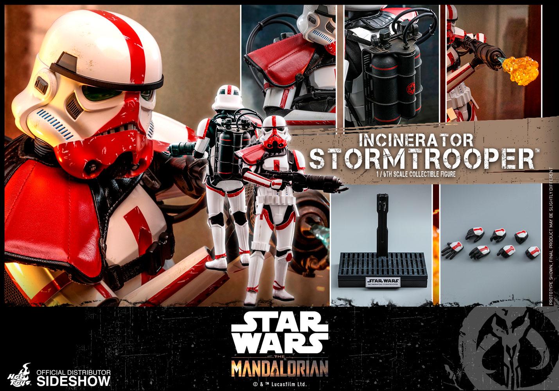 TM Incinerator Stormtrooper 1/6th Scale Figure 11