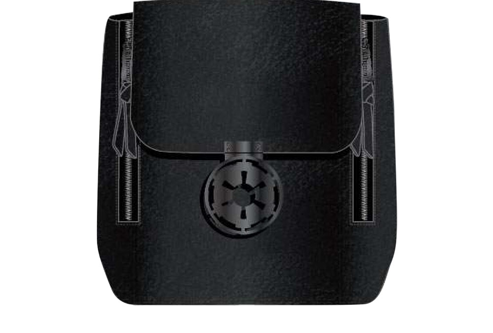 New Star Wars Imperial Metal Closure Convertible Backpack available for pre-order!