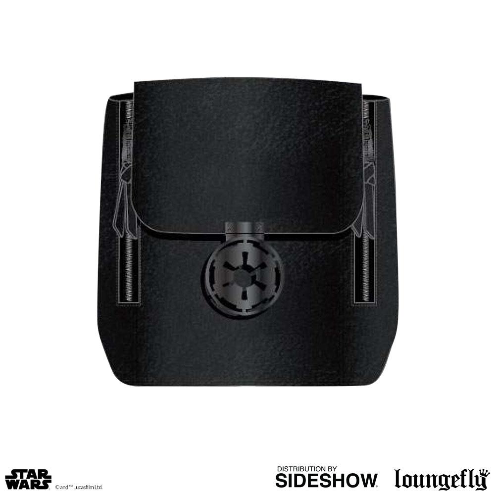 SW Imperial Metal Closure Convertible Backpack 2