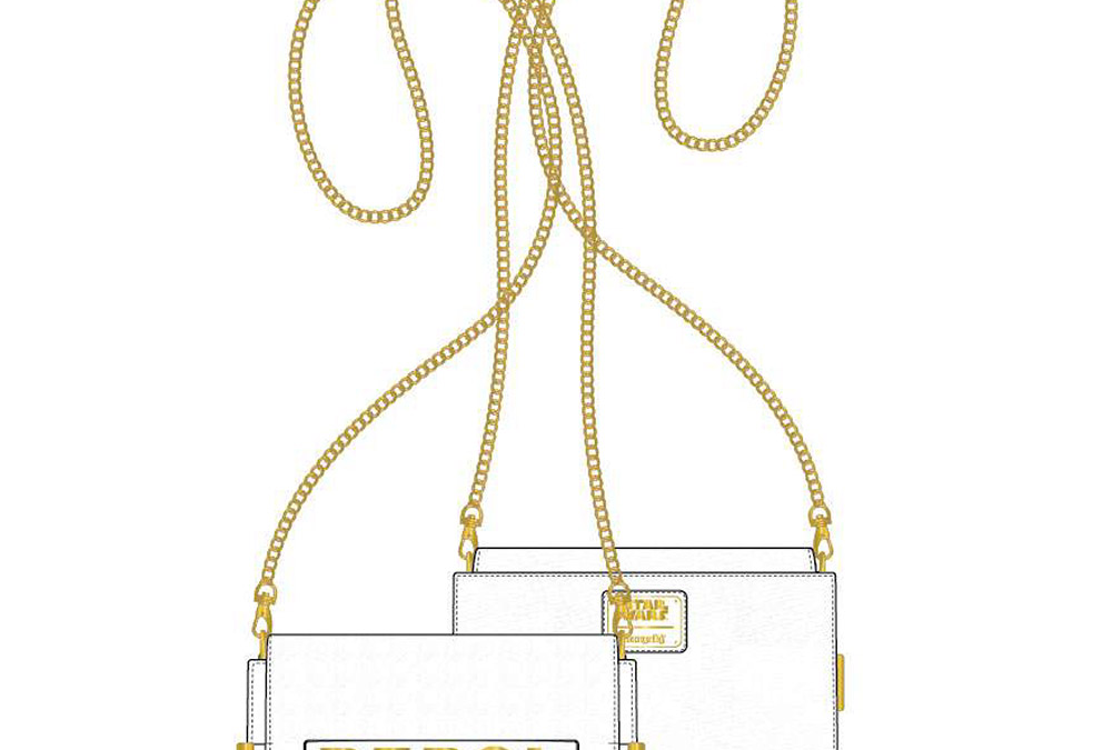 New Star Wars Rebel Small Crossbody Purse available for pre-order!