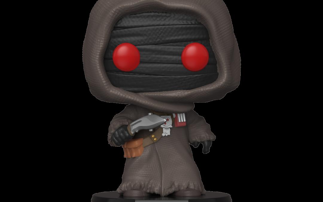 New The Mandalorian Offworld Jawa Bobble Head Toy available!