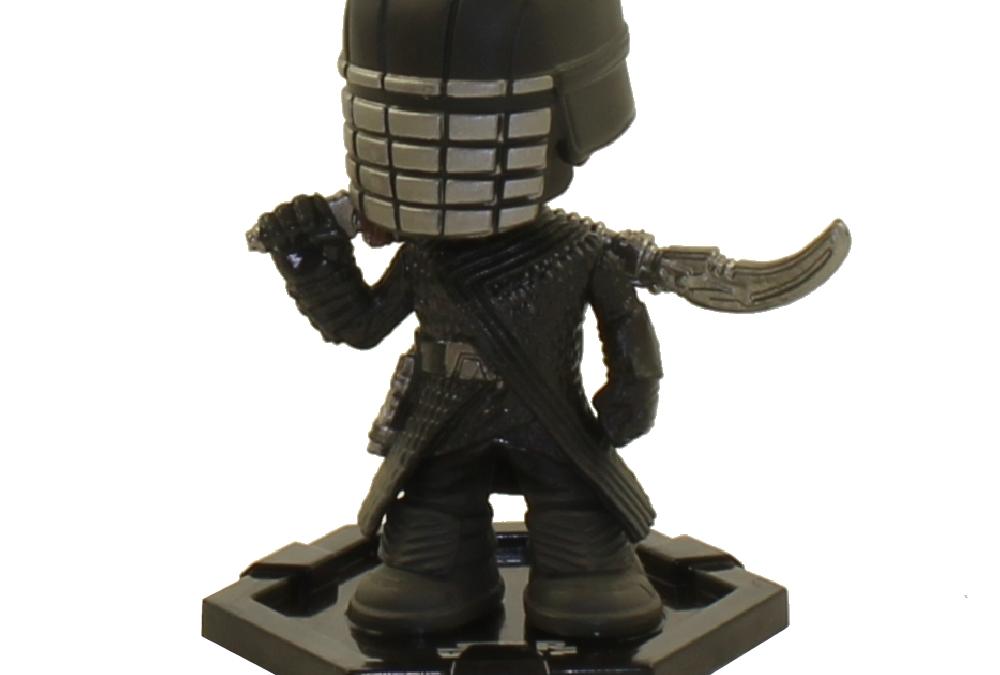 New Rise of Skywalker Knight of Ren (Scythe) Mystery Mini in stock!