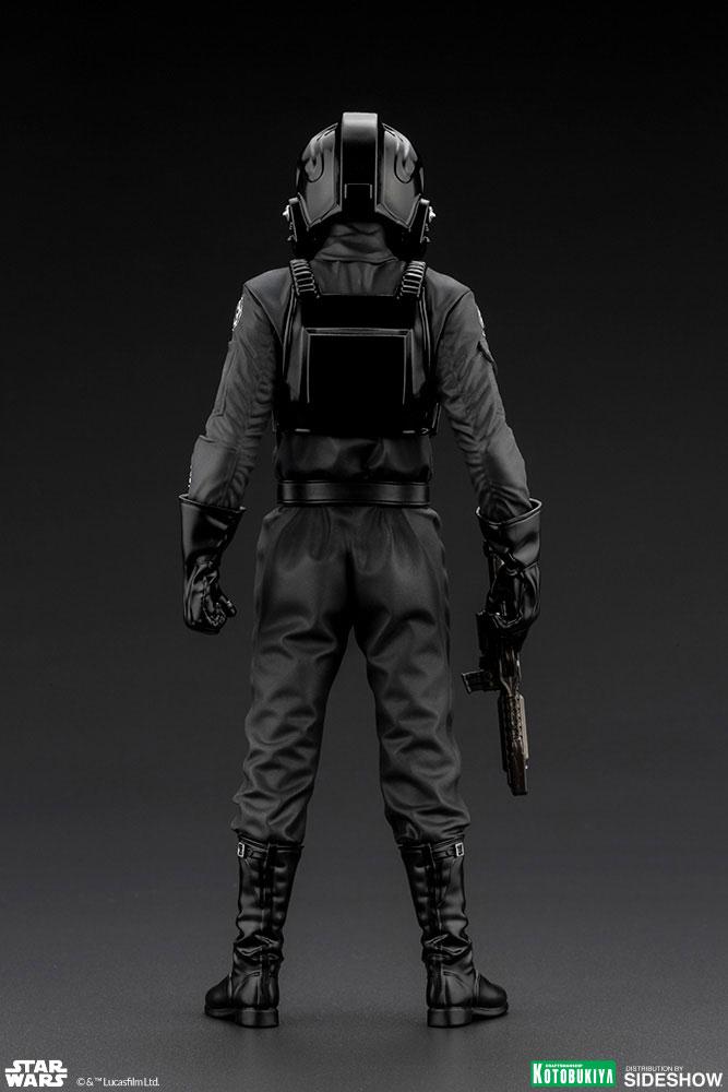 ANH Imperial Tie Fighter Pilot ARTFX+ Statue 5