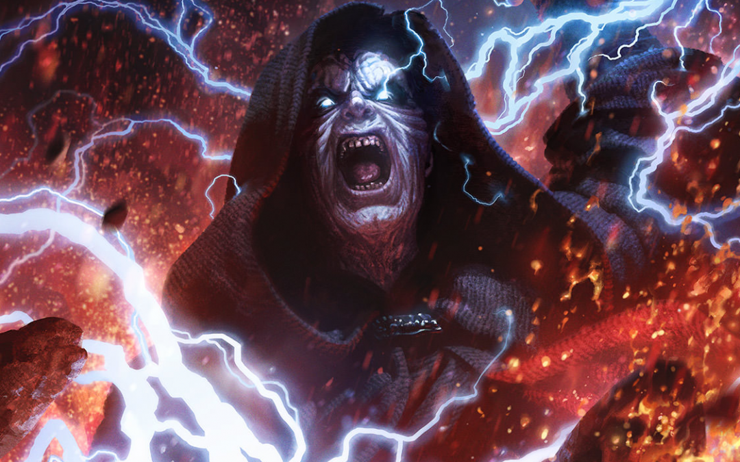 New Darth Sidious: Unlimited Power Fine Art Print Coming Soon!