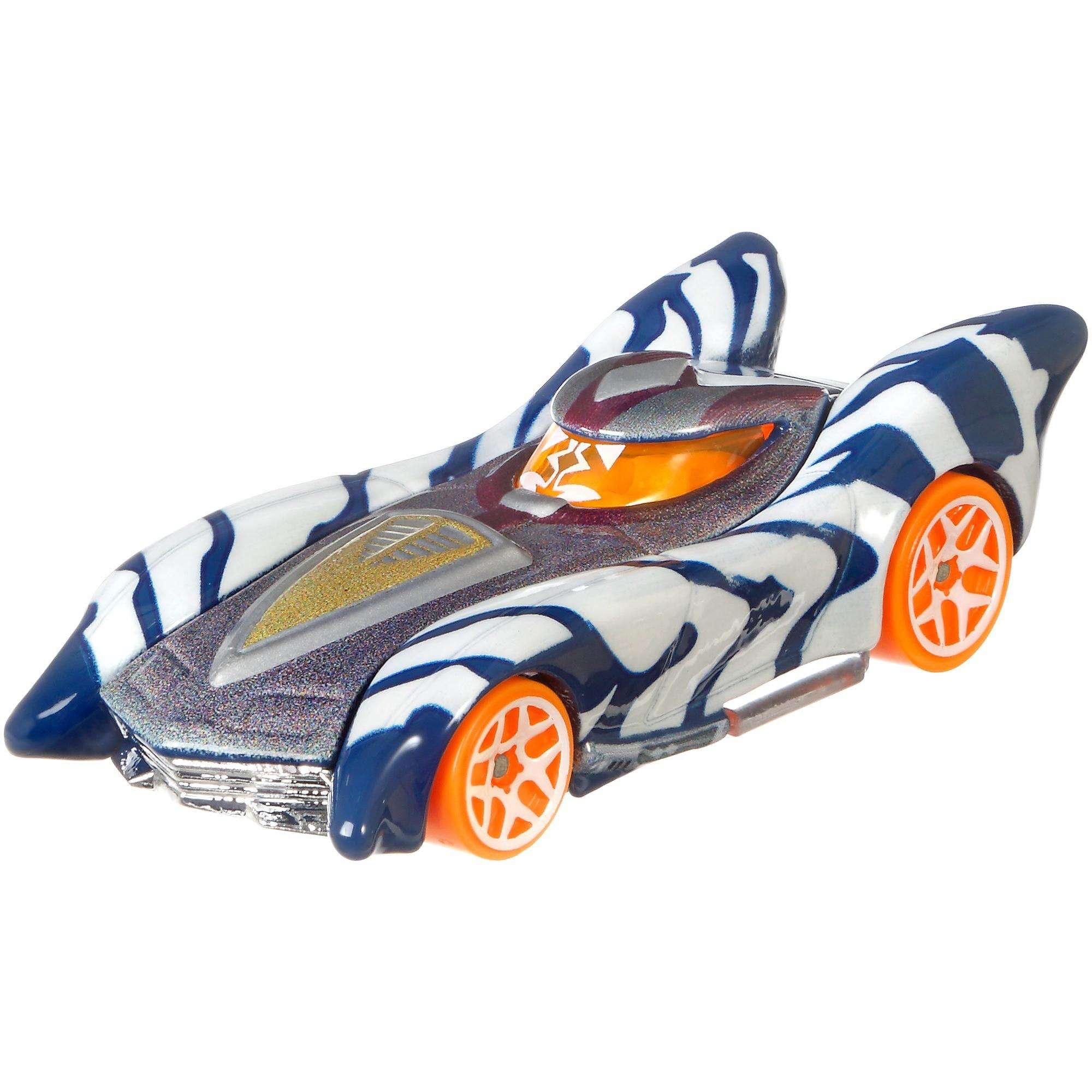 TLJ (SWR) Ahsoka Tano HW Character Car 3