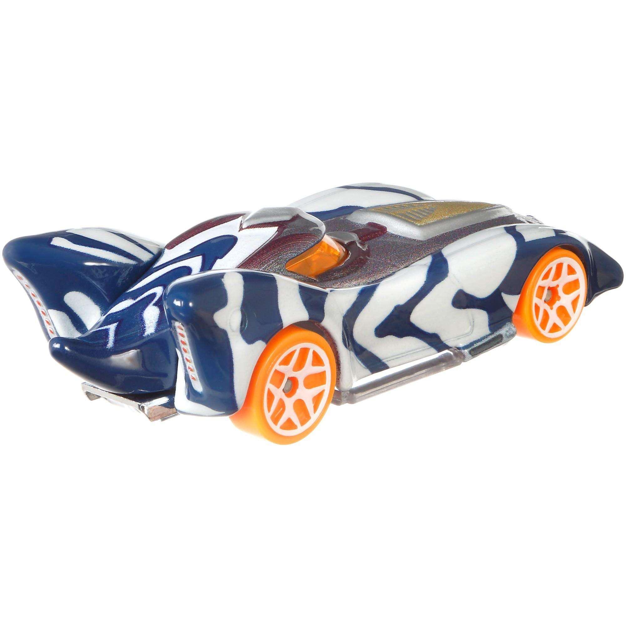 TLJ (SWR) Ahsoka Tano HW Character Car 4