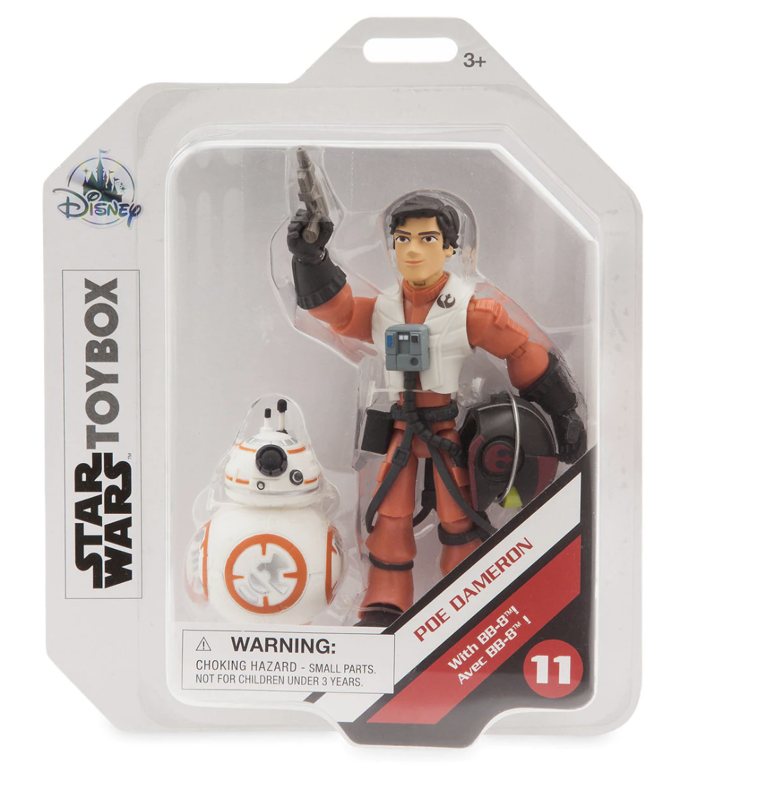 TROS Poe Dameron with BB-8 Toybox Figure Set 1