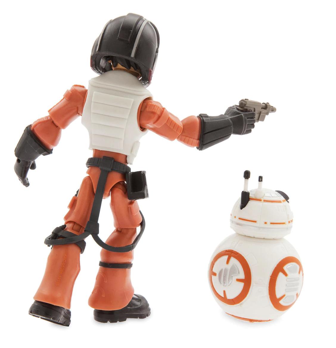 TROS Poe Dameron with BB-8 Toybox Figure Set 3