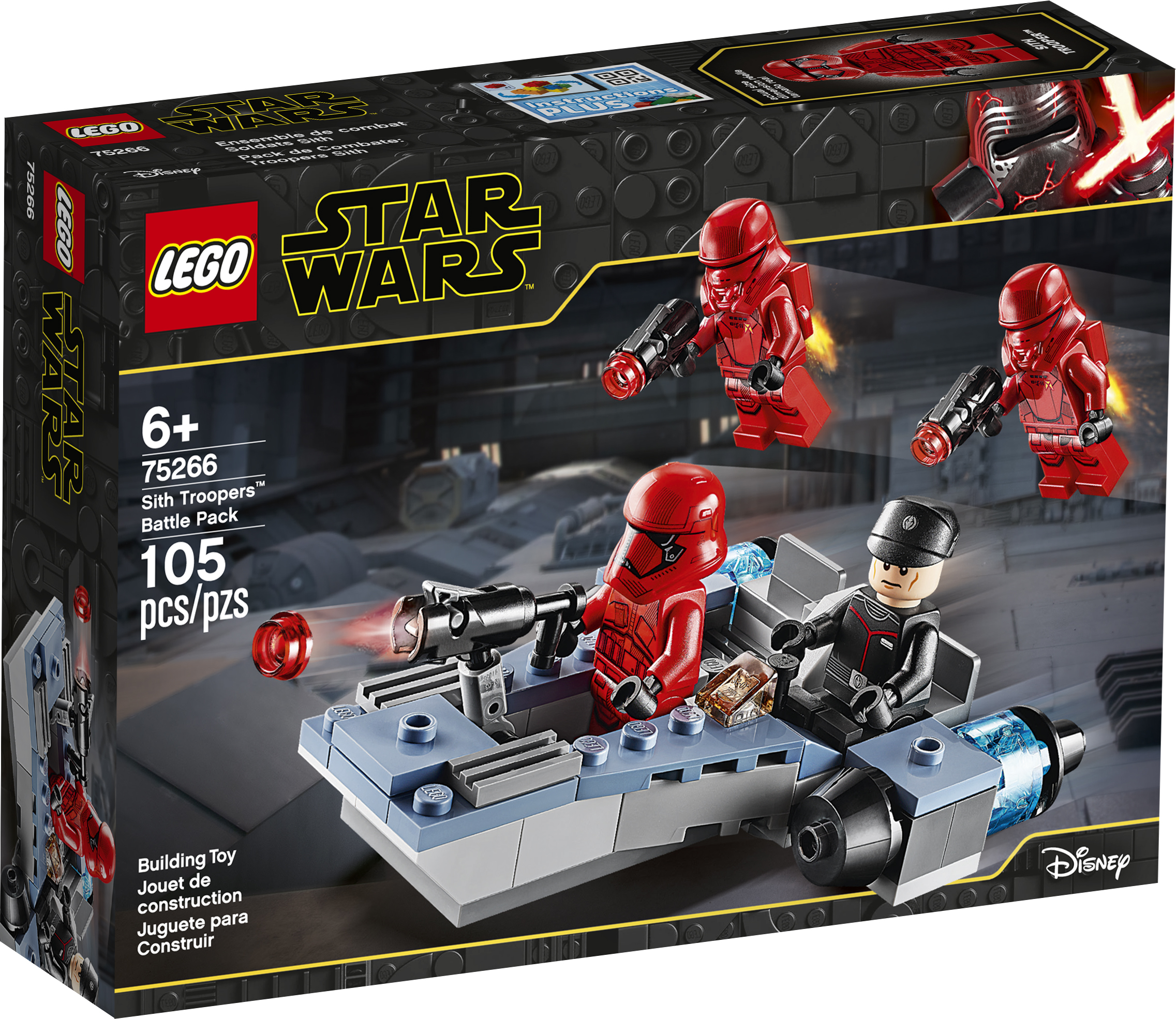TROS Sith Troopers Lego Battle Pack 1