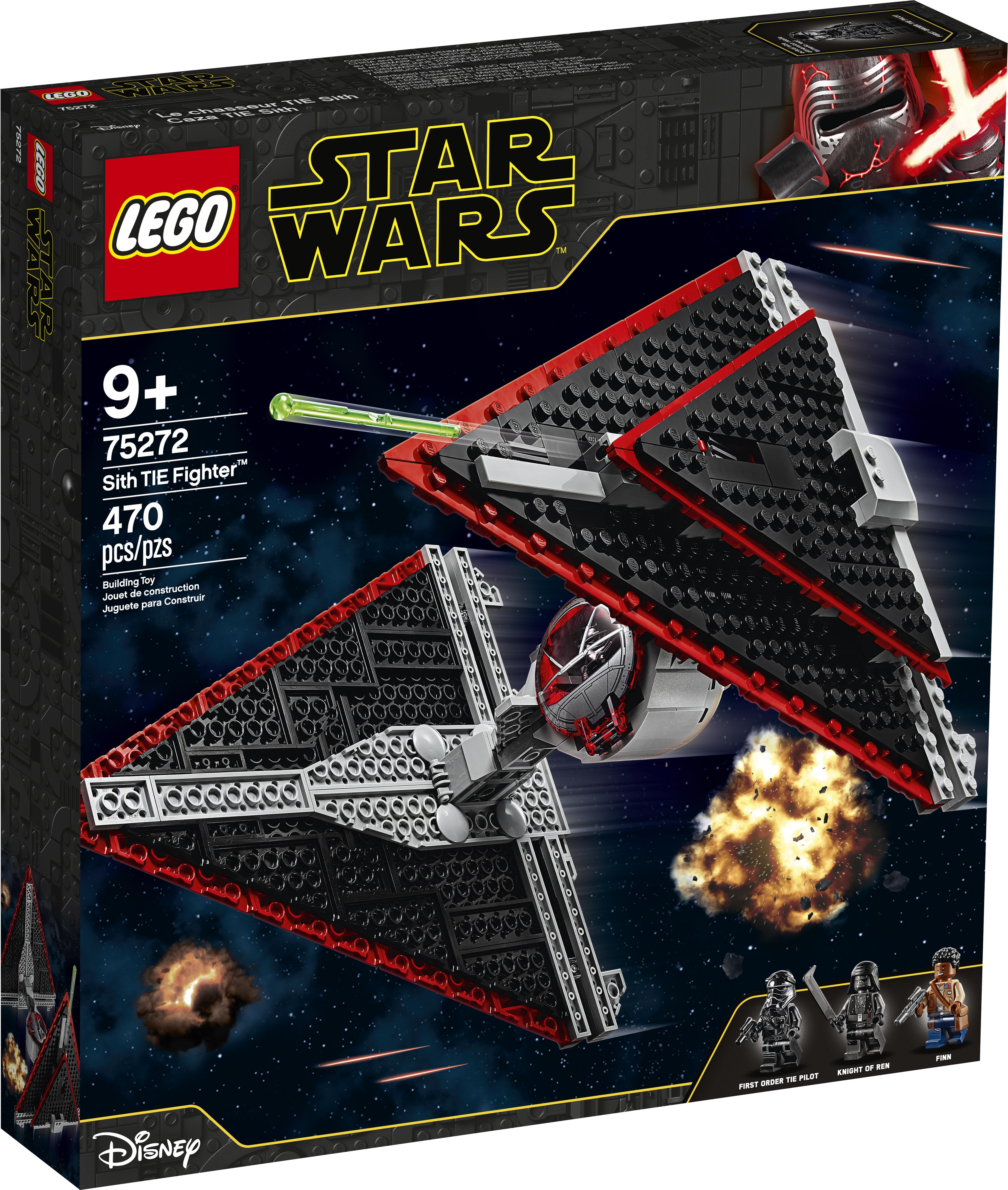 TROS Sith TIE Fighter Lego set 1
