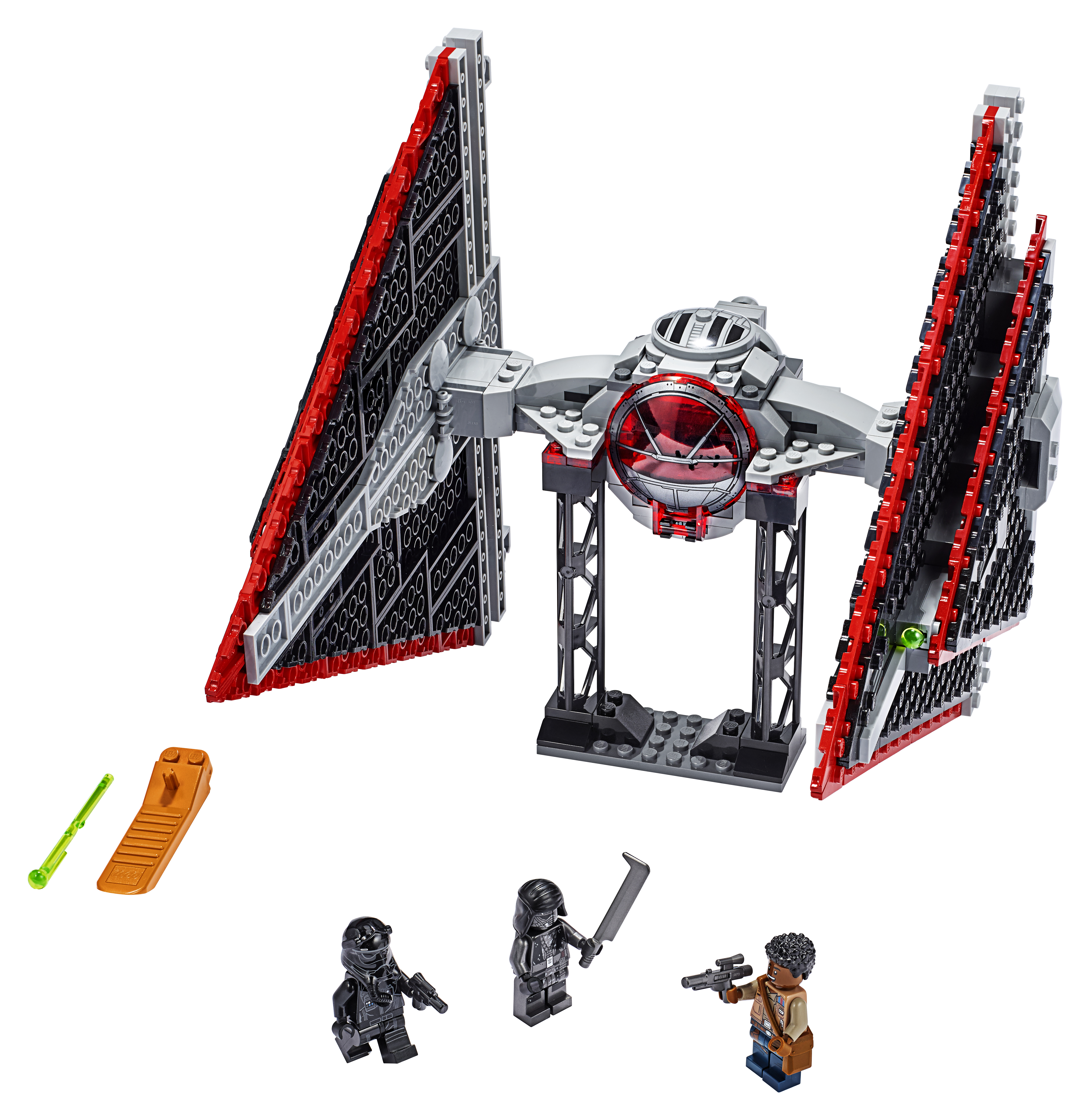 TROS Sith TIE Fighter Lego set 3
