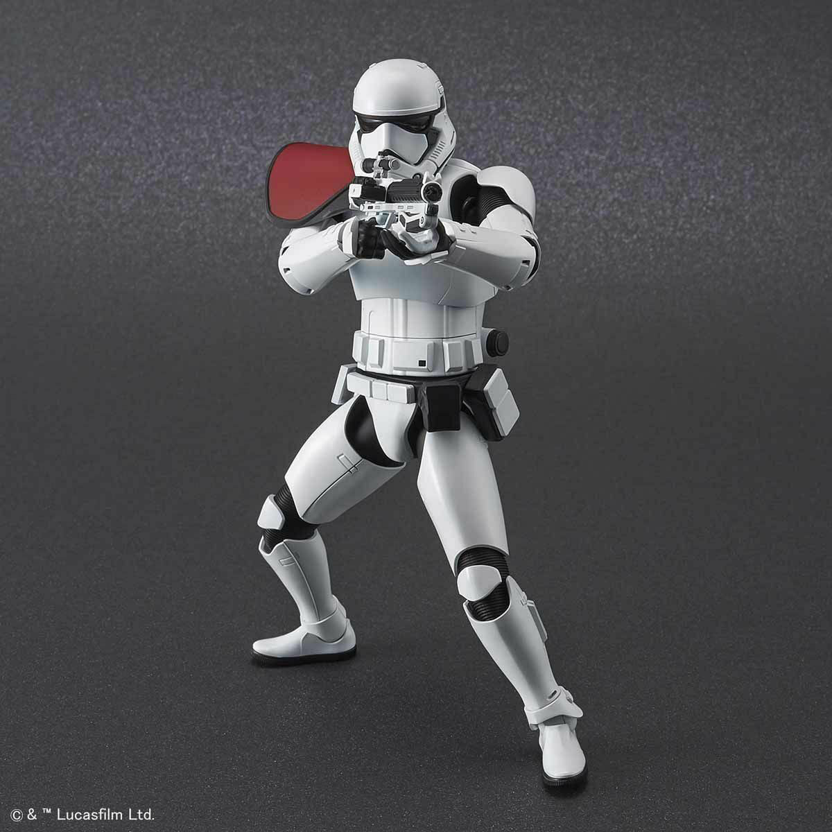 TROS FO Stormtrooper 1/12 Model Kit 2