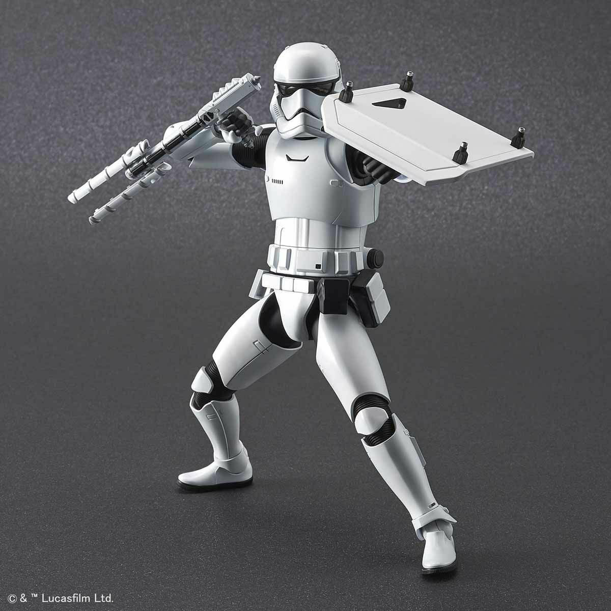 TROS FO Stormtrooper 1/12 Model Kit 3