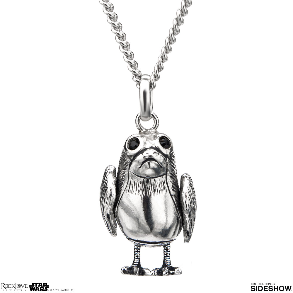 TLJ Porg Necklace 2