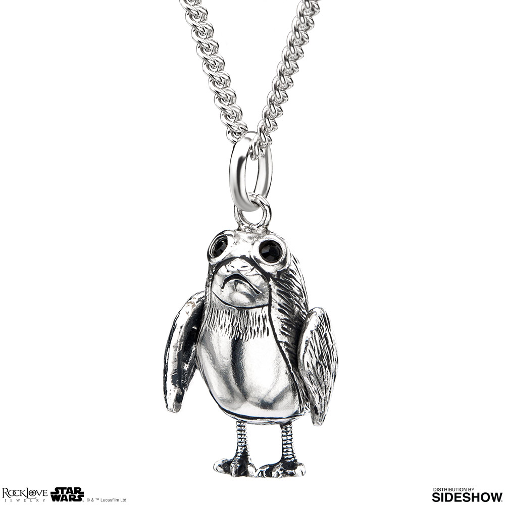 TLJ Porg Necklace 3