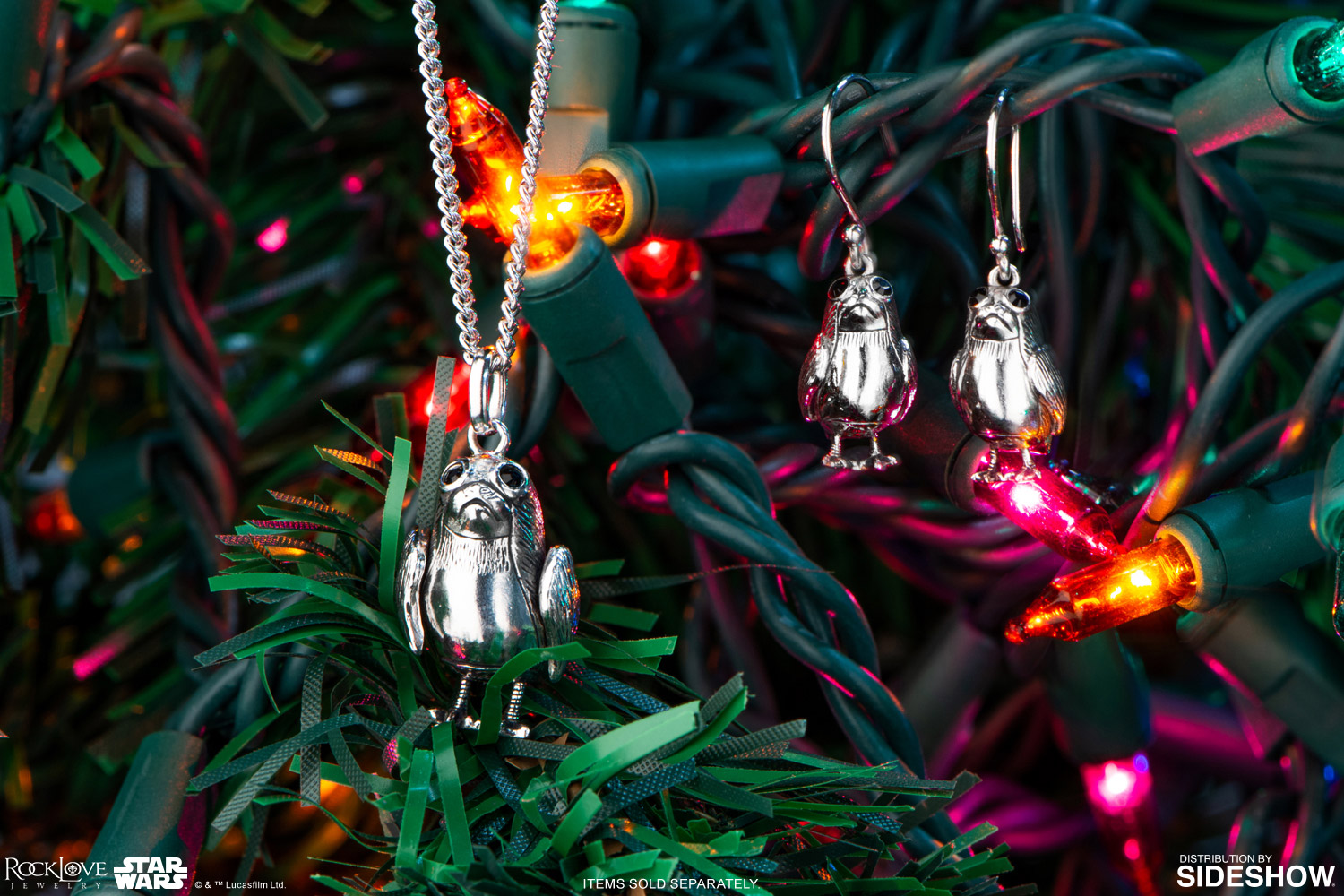 TLJ Porg Necklace 7