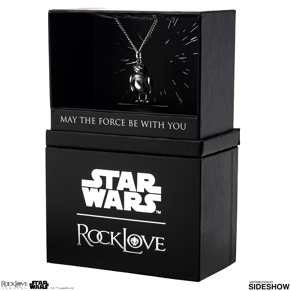 TLJ Porg Necklace 8