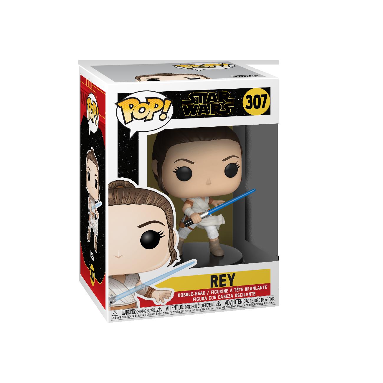 TROS FP Rey (Rey Skywalker) BH Toy 1