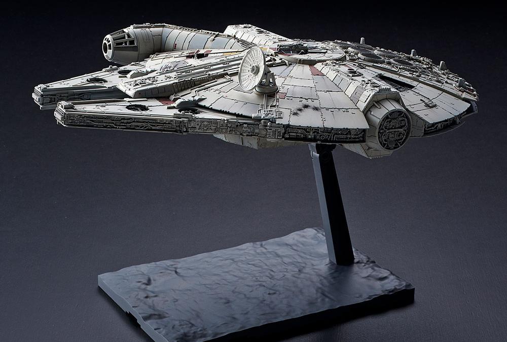 New Rise of Skywalker Millennium Falcon Model Kit available for pre-order!