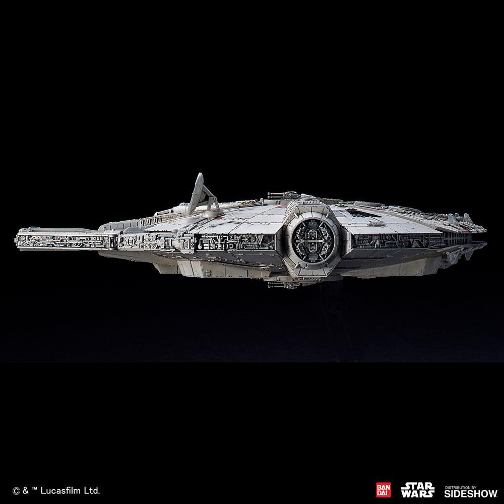 TROS Millennium Falcon Model Kit 8