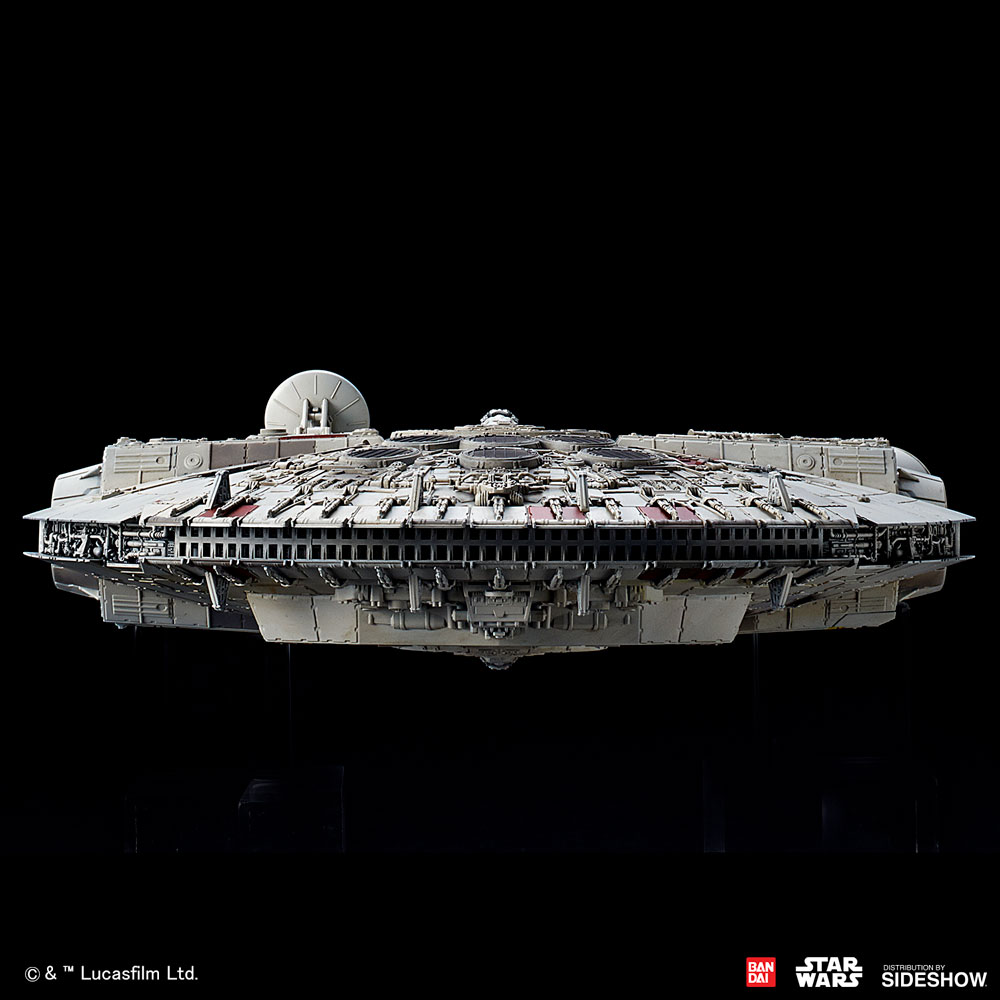 TROS Millennium Falcon Model Kit 9