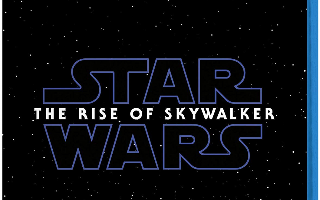 New Rise of Skywalker 3D Blu-ray DVD available for pre-order!