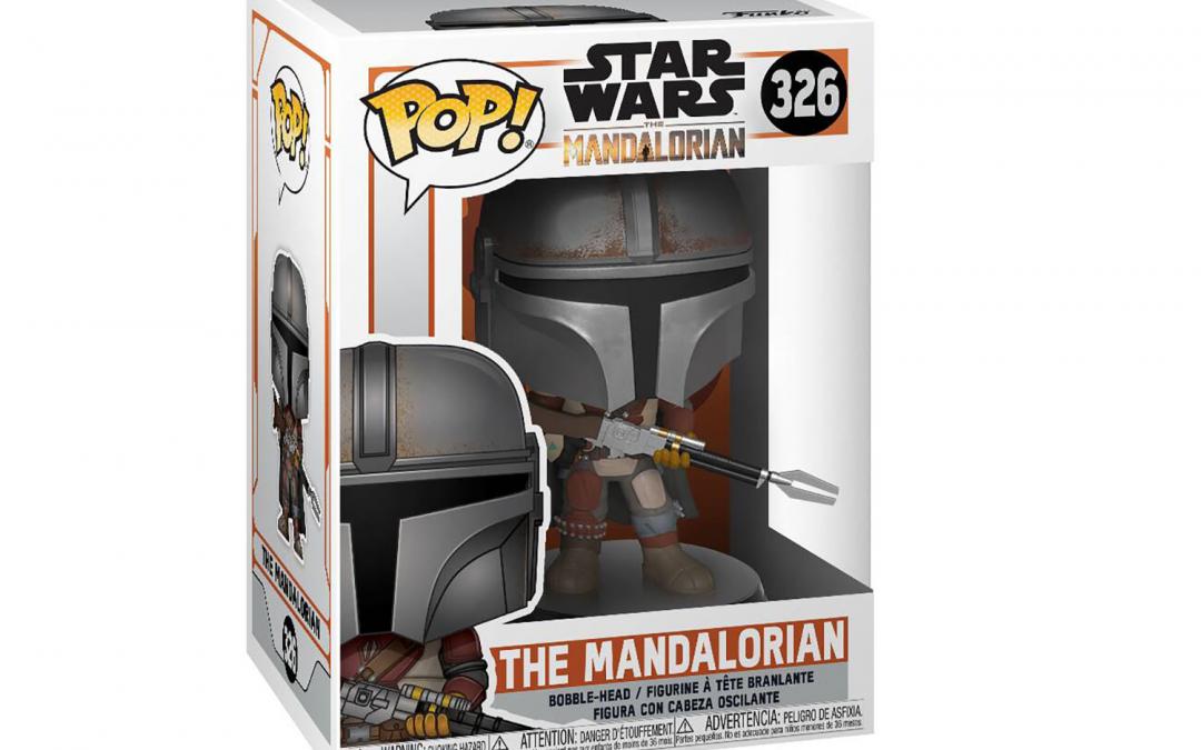 New The Mandalorian Funko Pop! Bobble Head Bundle available!