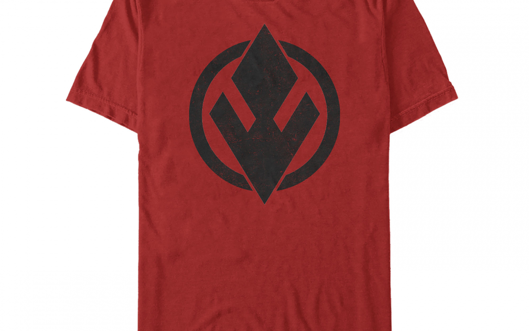 New Rise of Skywalker Sith Trooper Logo T-Shirt available!
