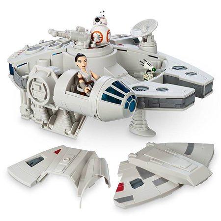 TROS Millennium Flacon Toybox Play Set 3