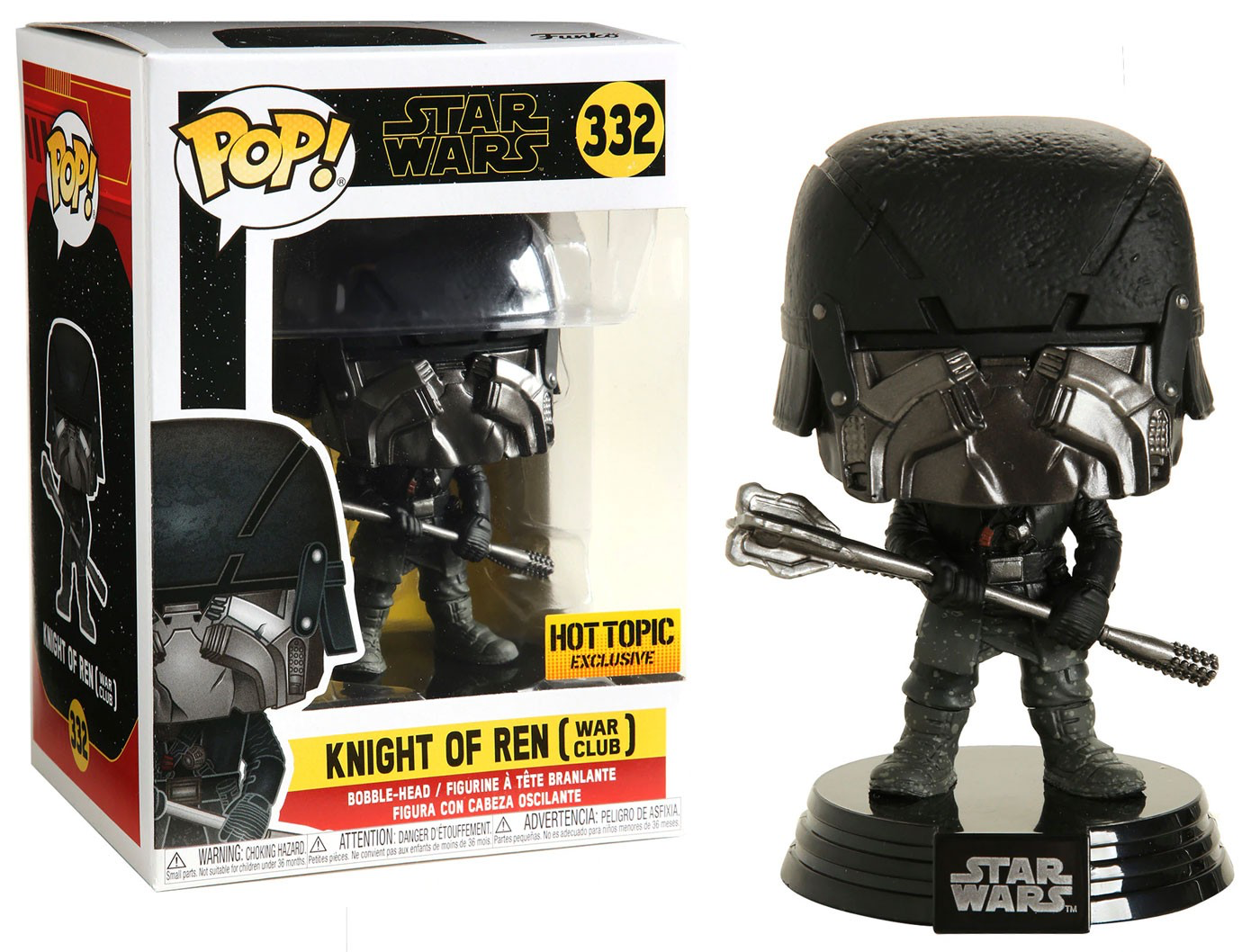 TROS FP Knight of Ren (War Club) BH Toy