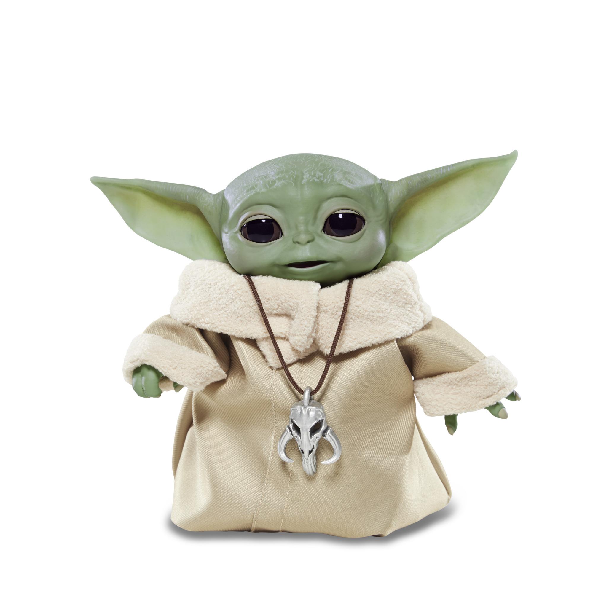 TM Baby Yoda (The Child) Animatronic Toy 1