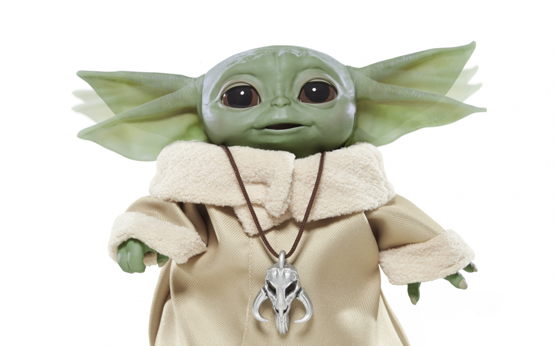 New Baby Yoda (The Child) Animatronic Toy available for pre-order!