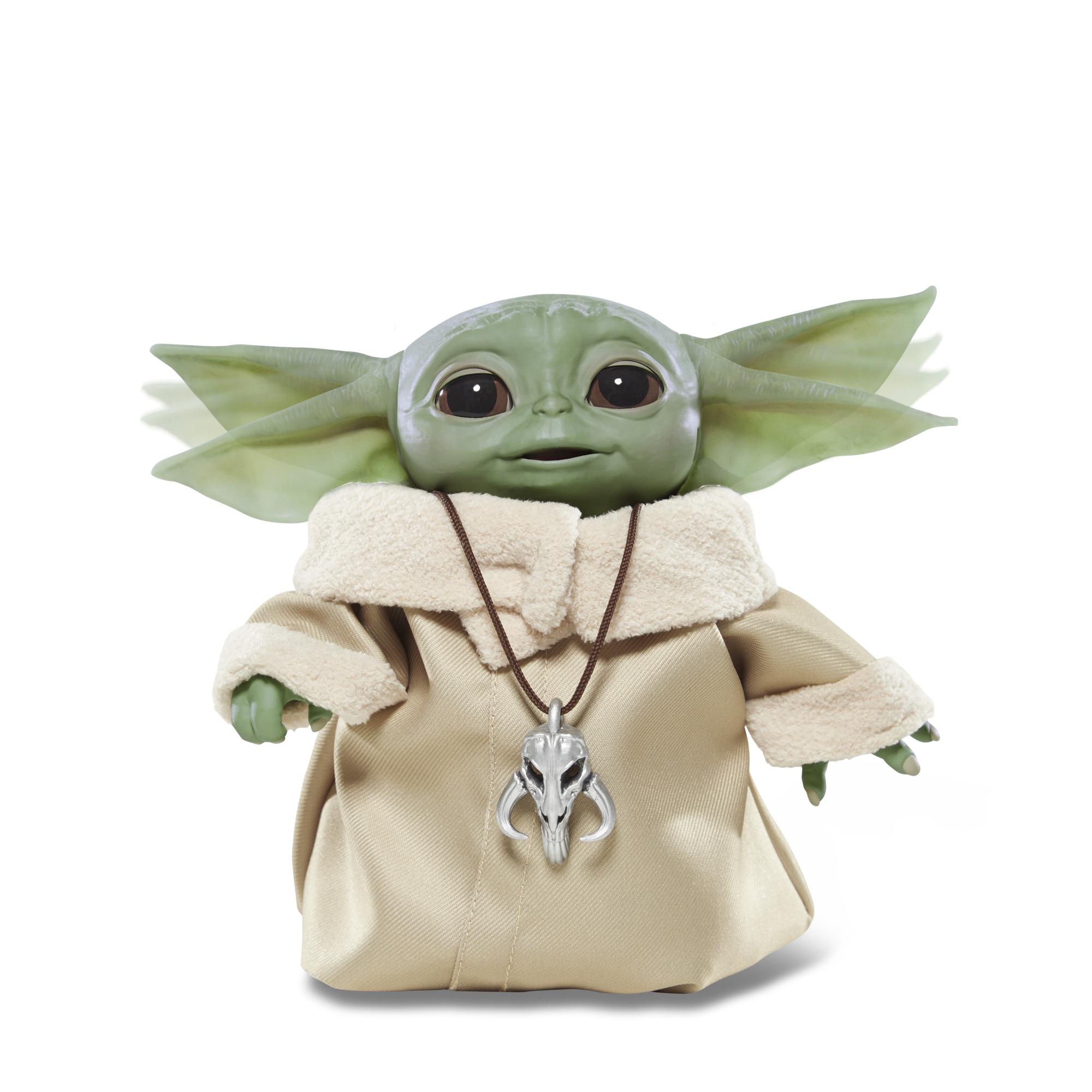 TM Baby Yoda (The Child) Animatronic Toy 2