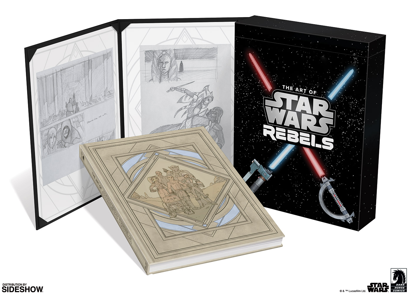 The Art of Star Wars Rebels LE Book 2