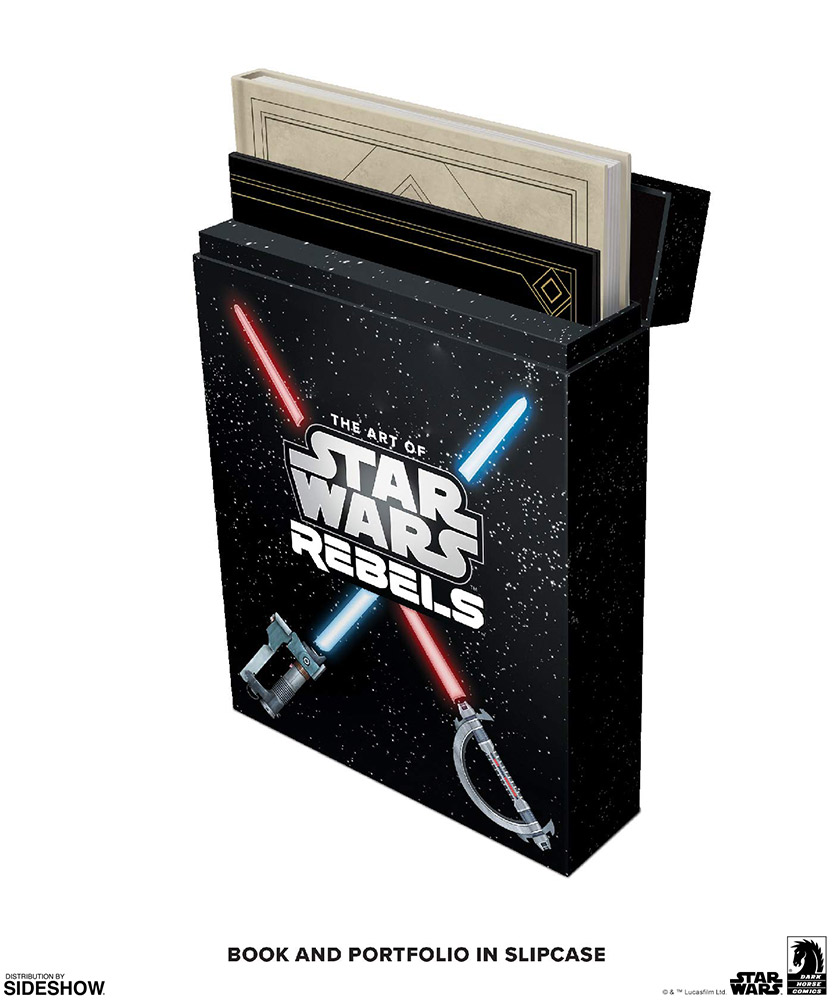 The Art of Star Wars Rebels LE Book 5