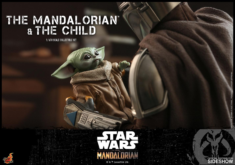 TM Mando and The Child Figure set 3