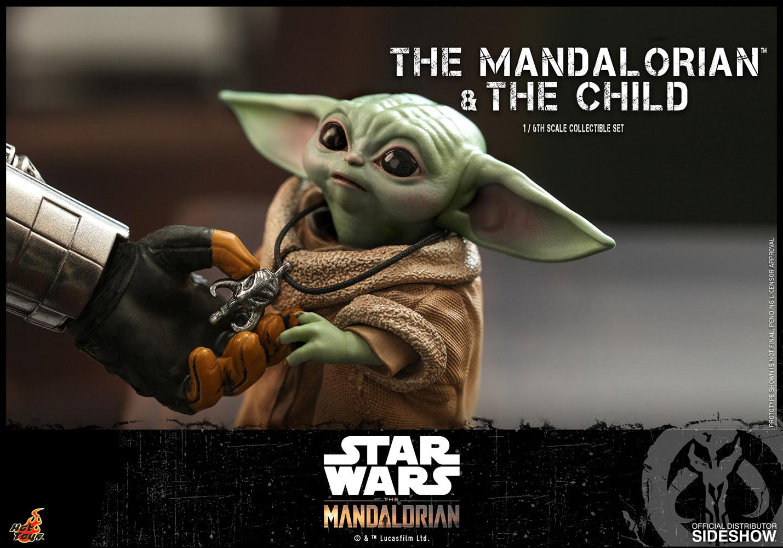 TM Mando and The Child Figure set 4