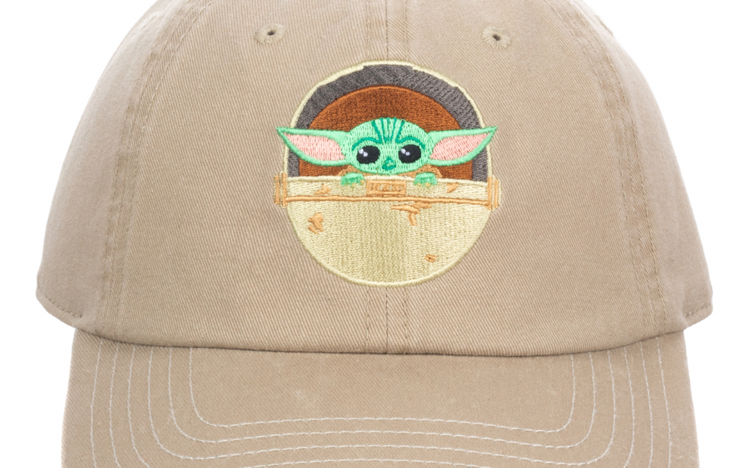 New The Mandalorian The Child Khaki Hat now available!