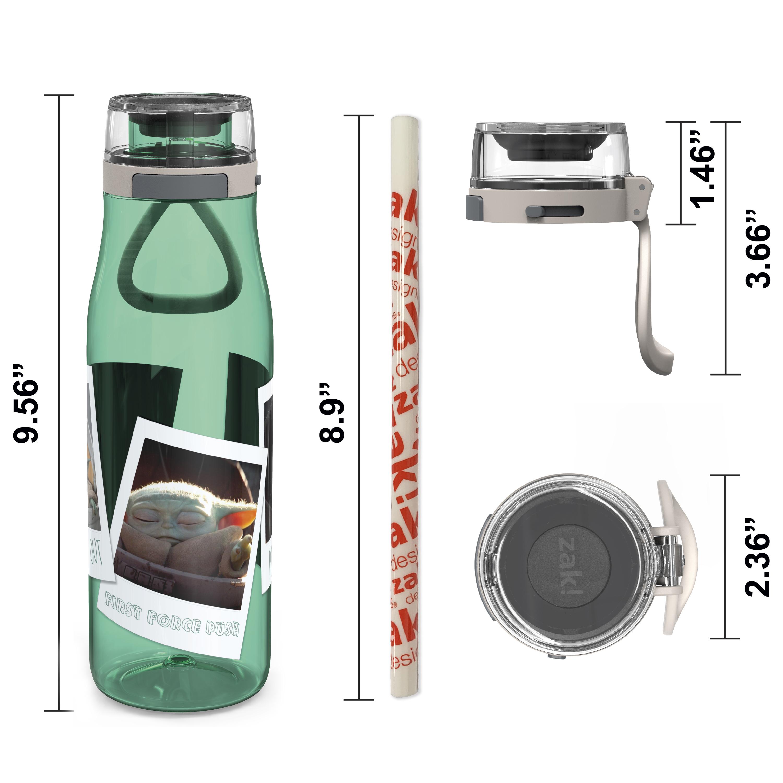 TM The Child Plastic Water Bottle 5