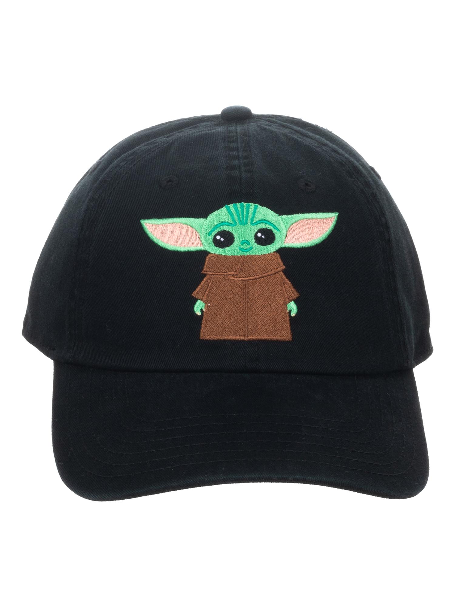 TM Baby Yoda (The Child) Black Hat 1