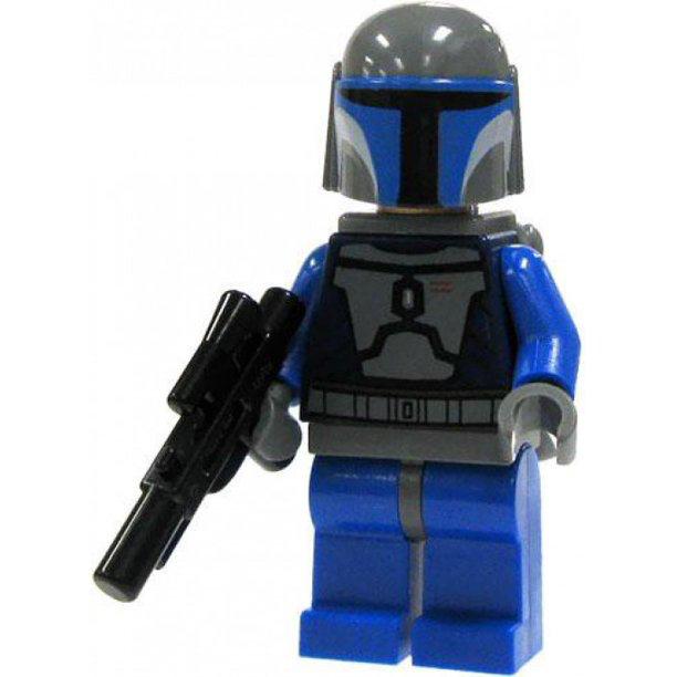 New The Mandalorian Mandalorian Warrior Lego Mini Figure available!