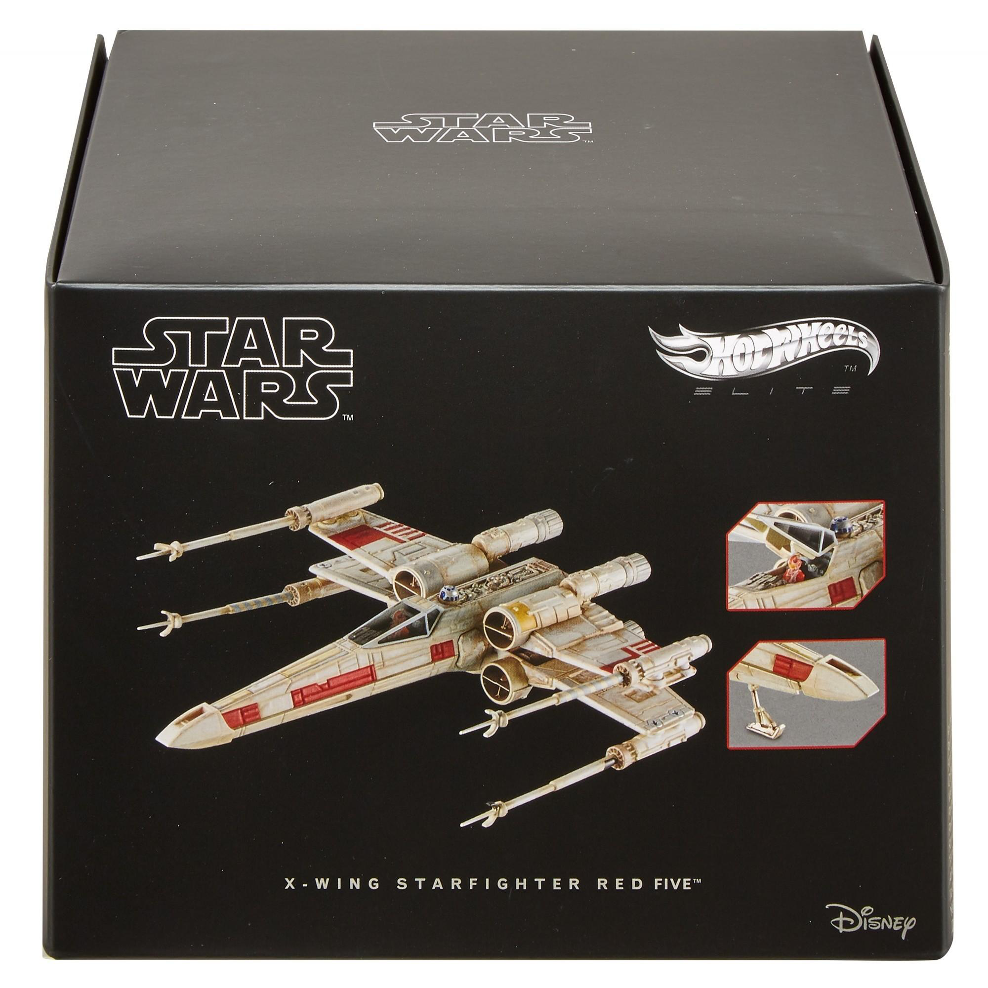 SW HW X-Wing Red Five Starfighter 1