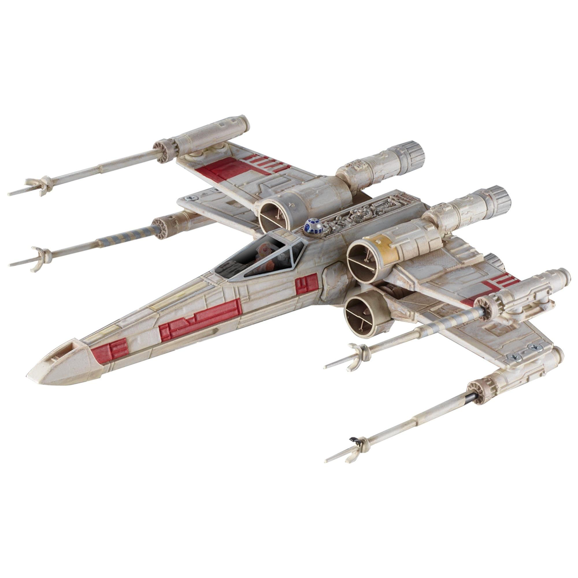 SW HW X-Wing Red Five Starfighter 2