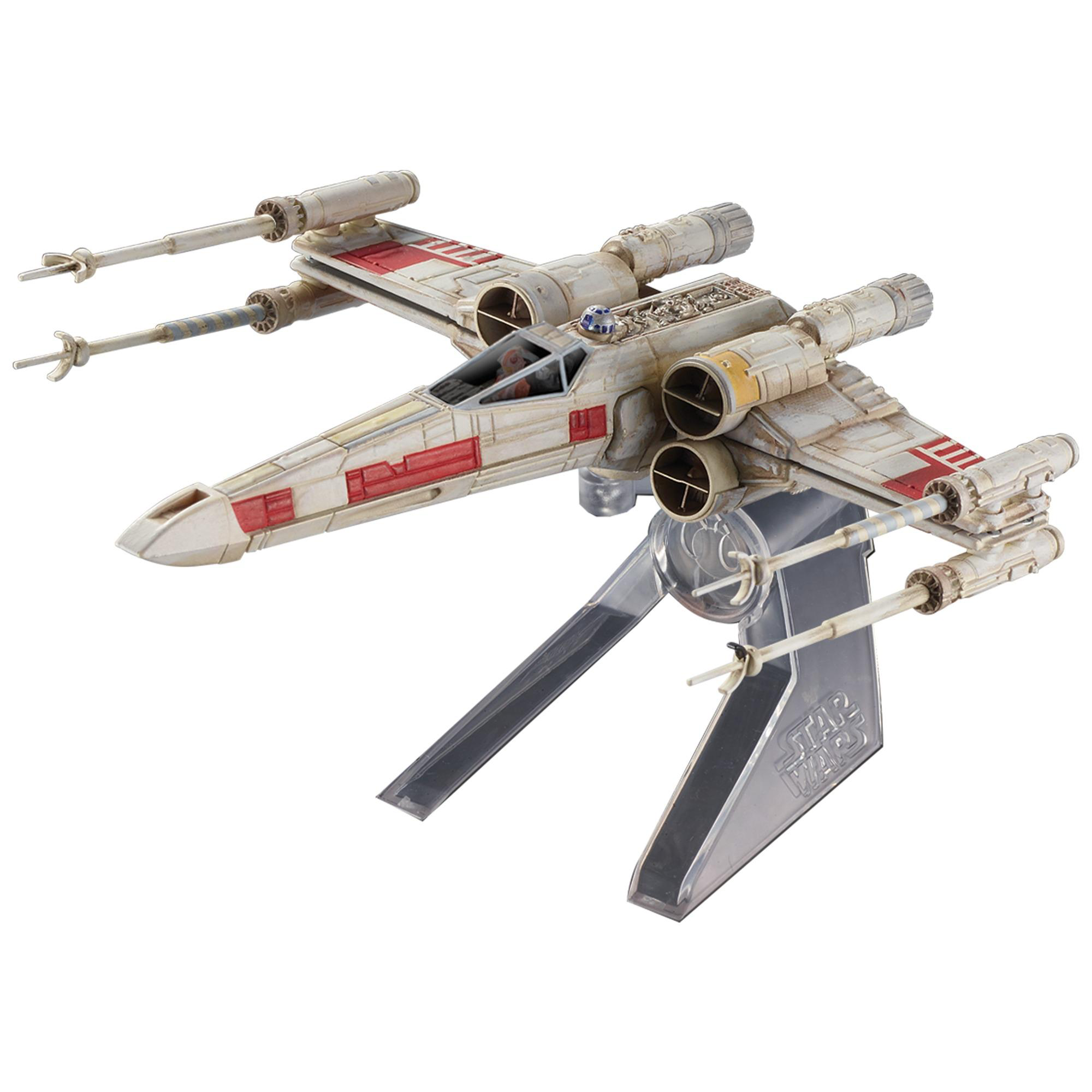 SW HW X-Wing Red Five Starfighter 3