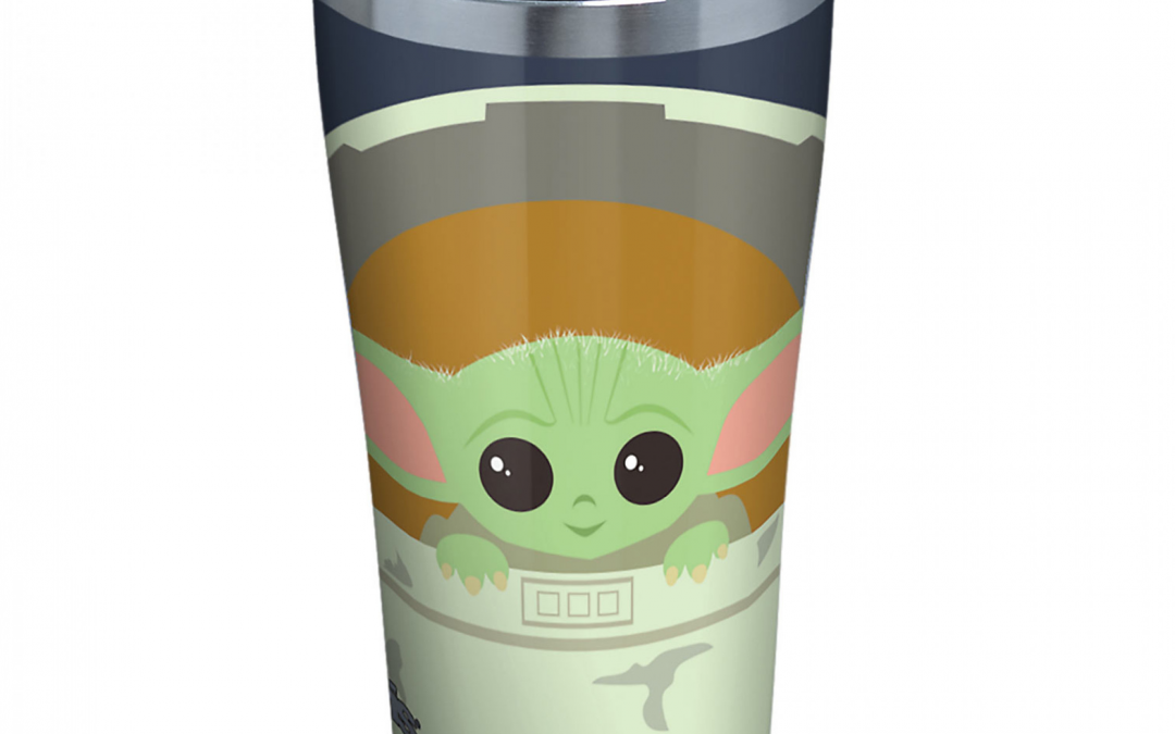 New The Mandalorian The Child Cartoon Stainless Steel Tumbler Mug available!