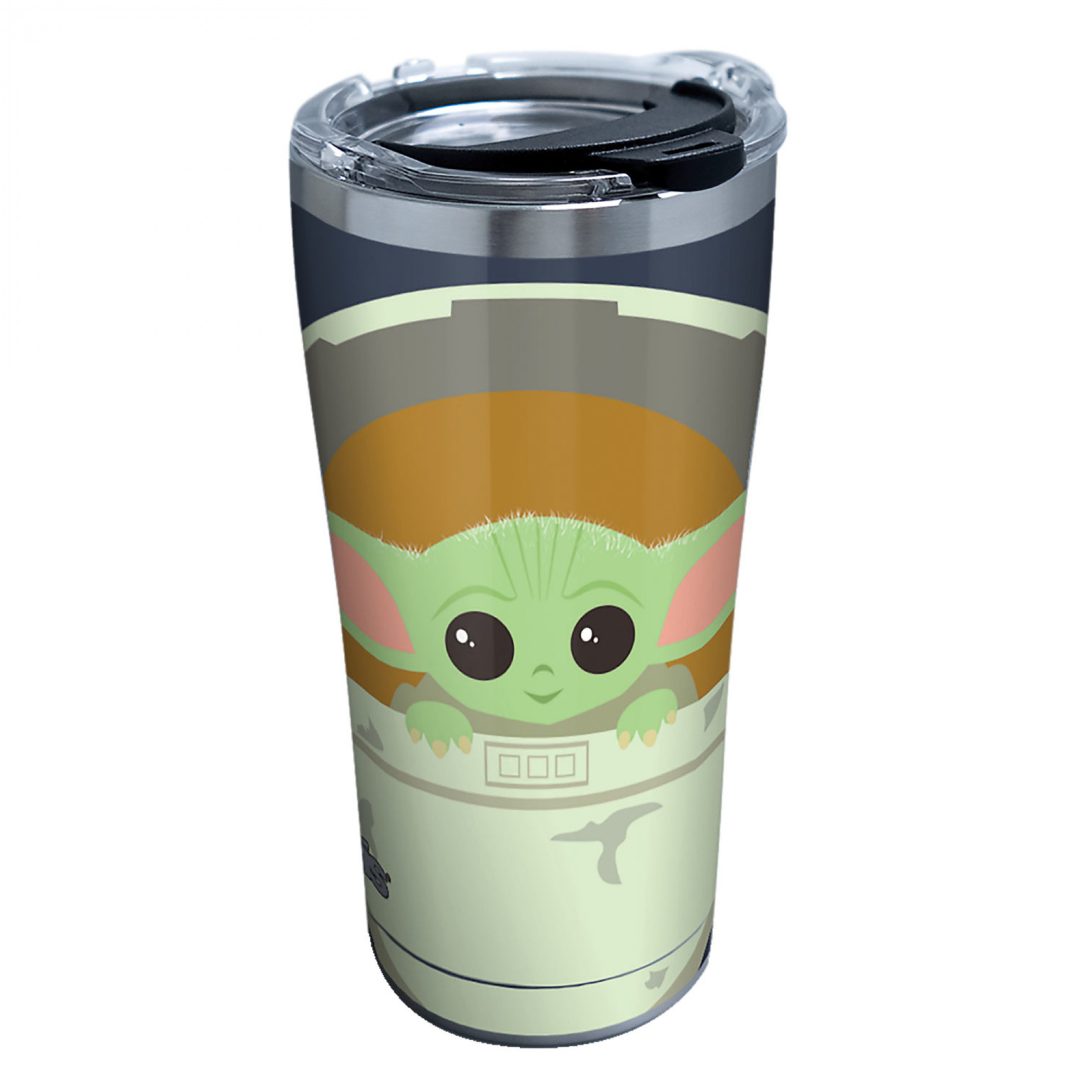 TM The Child Cartoon Stainless Steel Tumbler Mug