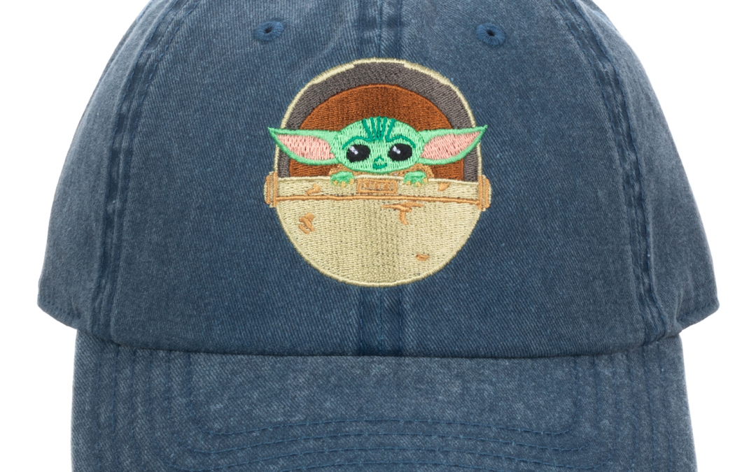 New The Mandalorian The Child Denim Hat available now!