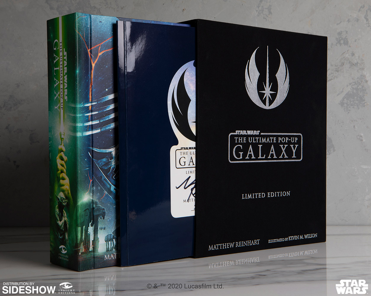 SW The Ultimate Pop-Up Galaxy (Limited Edition) Book 2