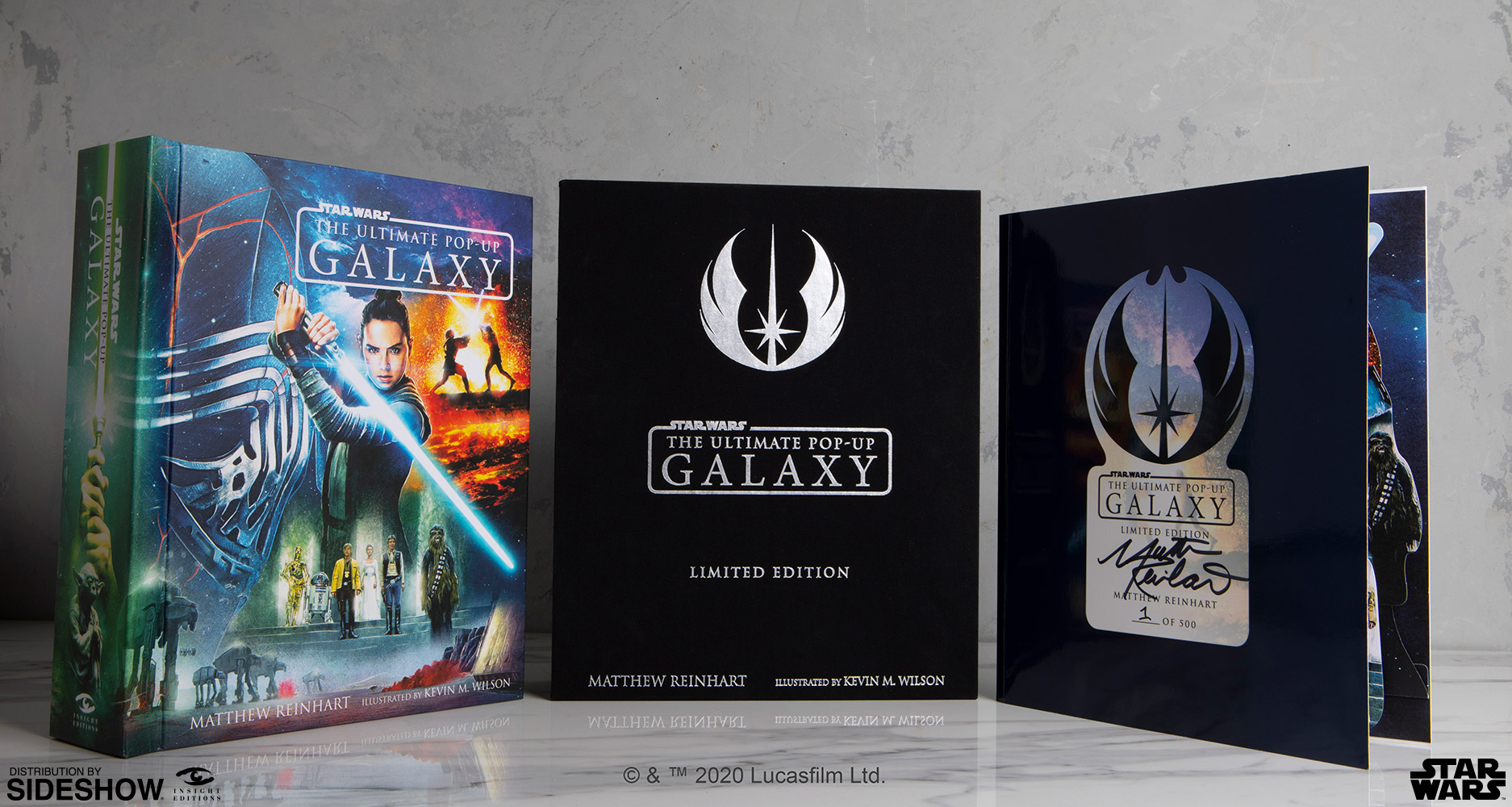 SW The Ultimate Pop-Up Galaxy (Limited Edition) Book 3