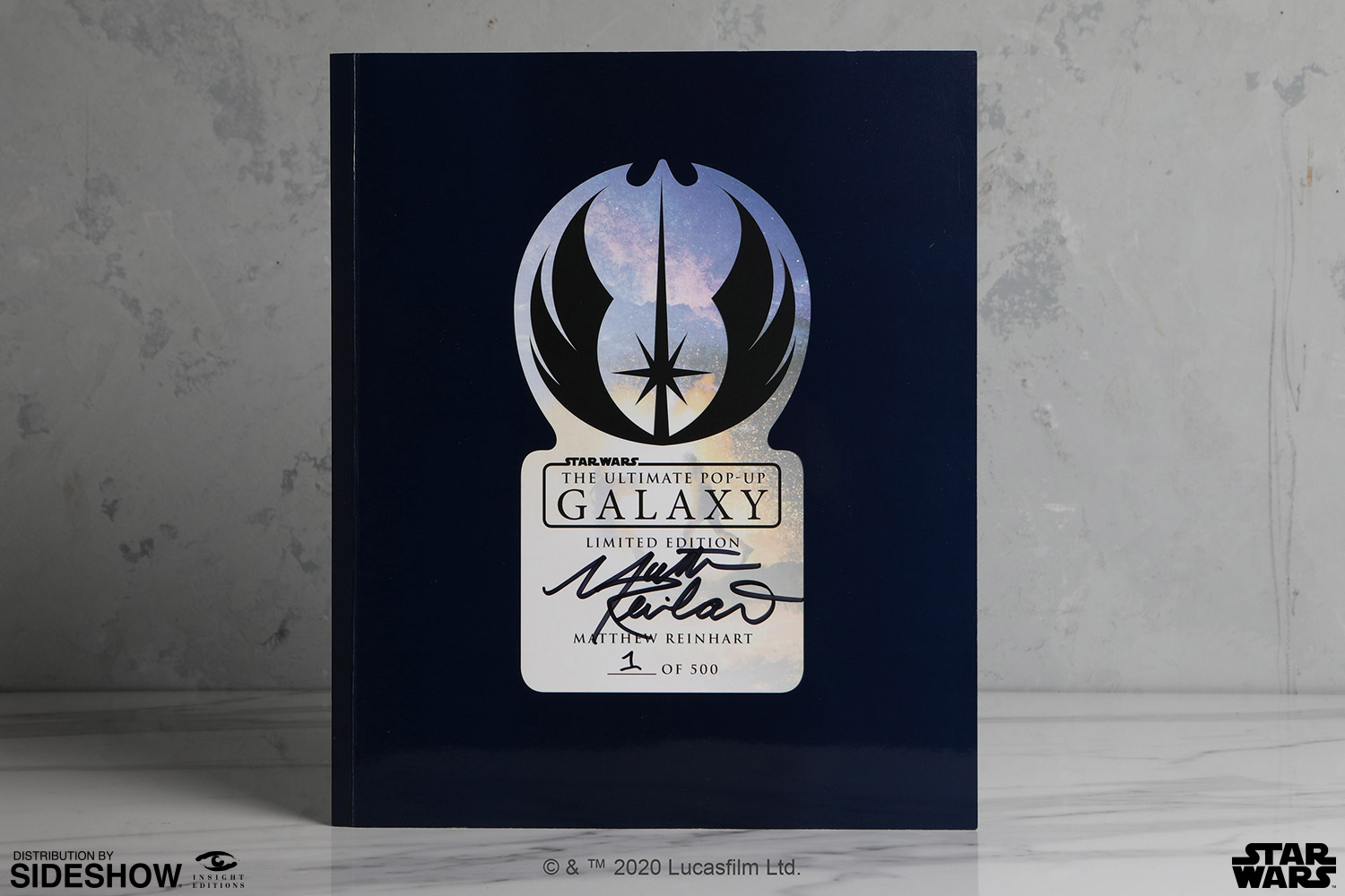SW The Ultimate Pop-Up Galaxy (Limited Edition) Book 5